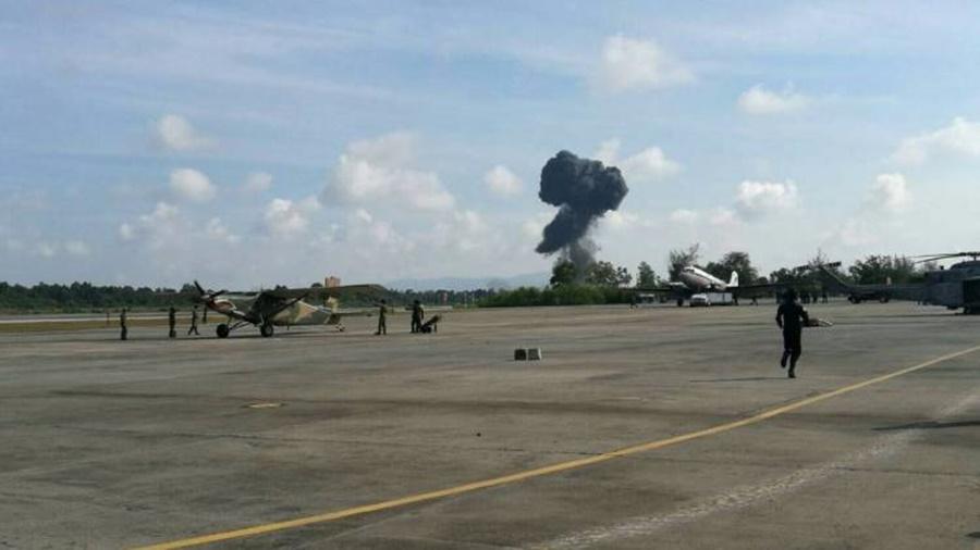 A queda do Gripen C na Tailândia: militares levantam a hipótese de falha mecânica, já que o piloto não executava manobra acrobática ou arriscada