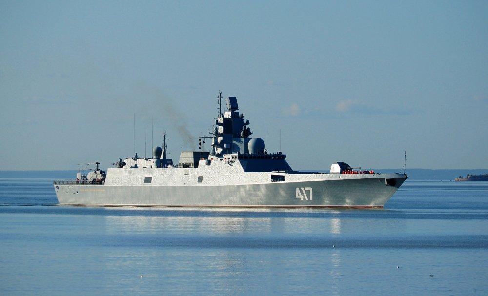Rapidinhas da Rússia: Novidades em 2017 para a Marinha Russa