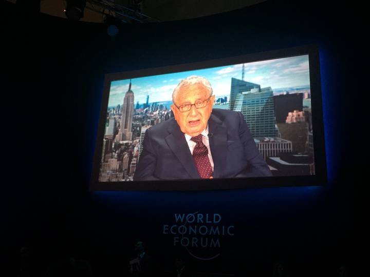 """Contrariando a onda """"Mi mi mi"""" dos derrotados na eleição dos EUA Henry Kissinger diz que Donald Trump tem razão sobre a Rússia"""