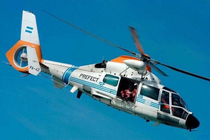 Modernização dos helicópteros AS365N2 Dauphin da Prefectura Naval Argentina
