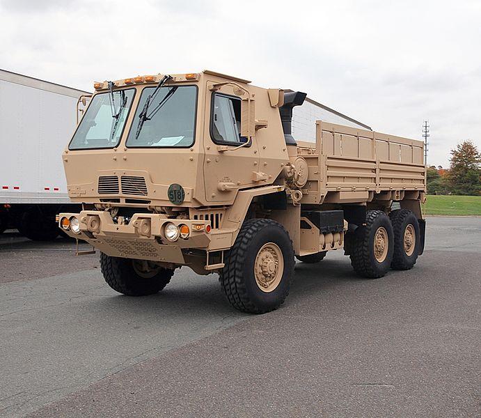 Oshkosh fecha contrato de 200 milhões de dólares com Israel para o fornecimento de caminhões FMTV.