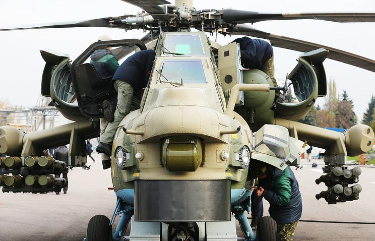 A atualização do sistema de armas do helicóptero de ataque Mi-28NM Night Hunter superará todos os seus concorrentes militares no mundo