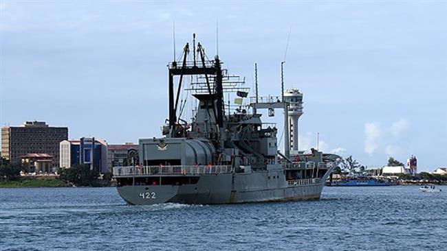 Missão interrompida! Flotilha iraniana que cruzaria o Atlântico pela 1ª vez está parada em um porto sul-africano do Oceano Índico, porque o navio de apoio logístico quebrou…