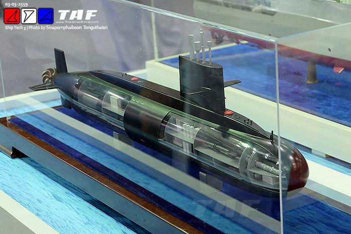 Pechincha de Natal: novo submarino chinês tipo exportação sai por 376,86 milhões de dólares…