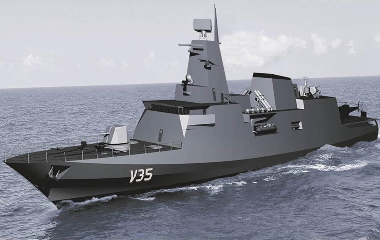 INSIDER/ANÁLISE: Brasil, Colômbia e Chile buscam desenvolver projetos de corvetas nos seus estaleiros; Peru segue outro caminho (e a Argentina ficou para trás…)