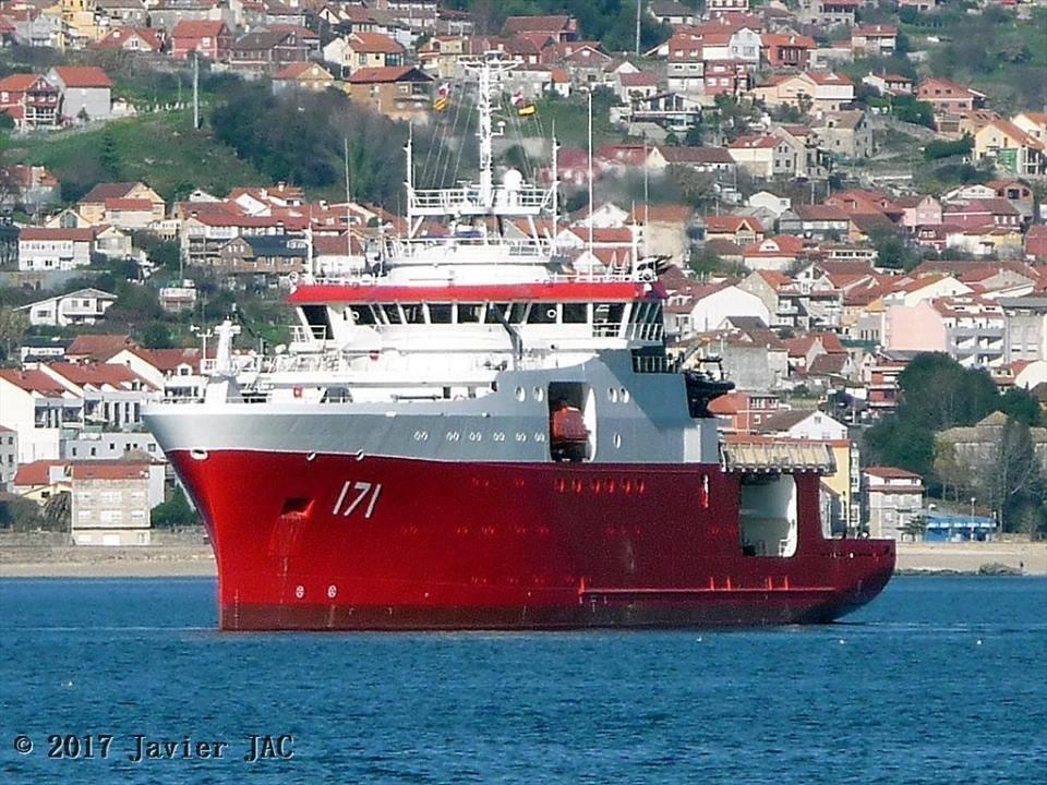 GALERIA: Conheça o BAP 'Carrasco', mais novo navio oceanográfico da América do Sul