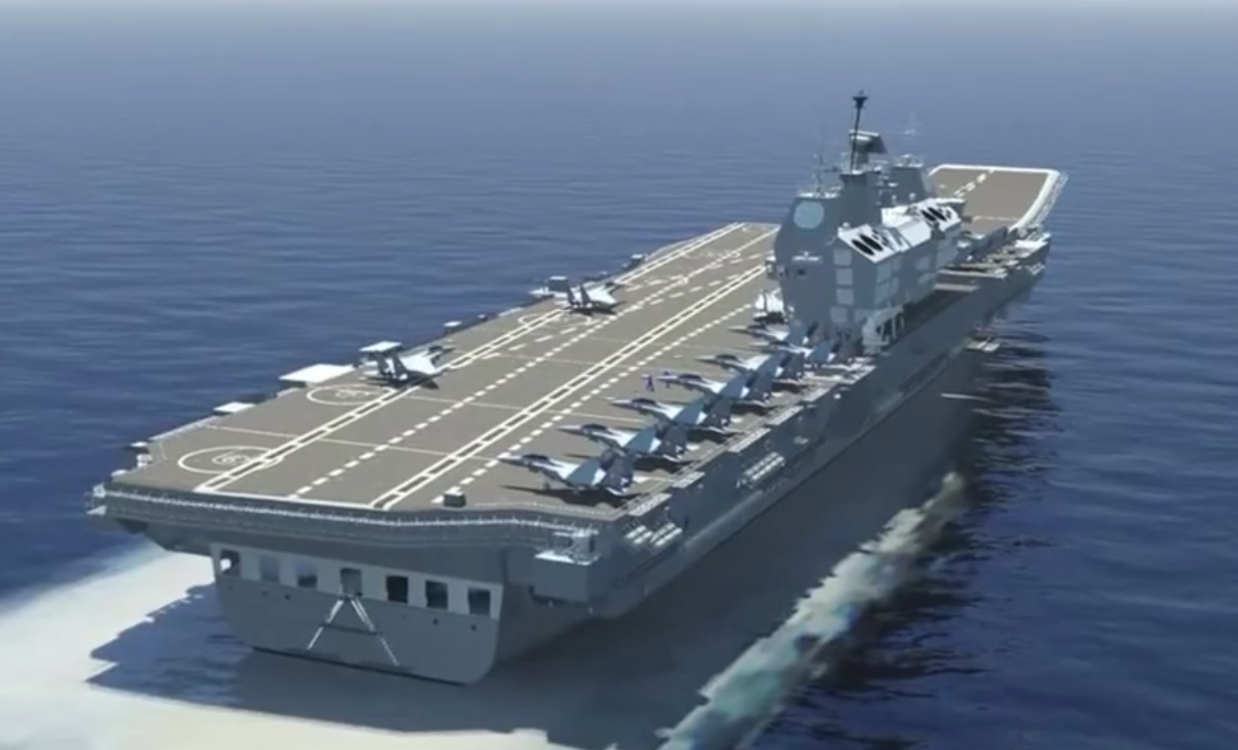 Marinha Indiana lança RFI para 57 caças