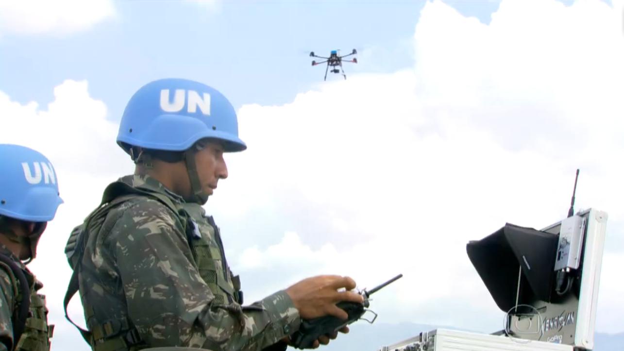 MINUSTAH : O emprego de Drones pelo Exército Brasileiro nas operações no Haiti