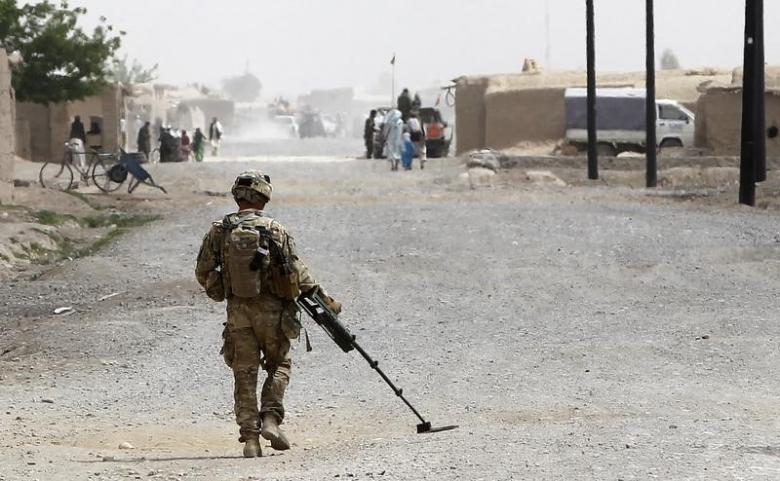 Documentário: Esquadrão Anti-Bombas no Afeganistão