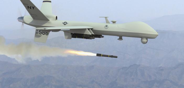 Mercado de drones militares deve crescer 40% até 2022