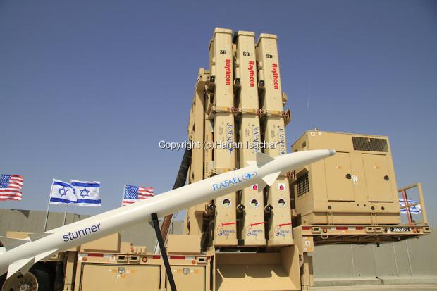 ISRAEL: Sistema de armas David's Sling completa fase de testes