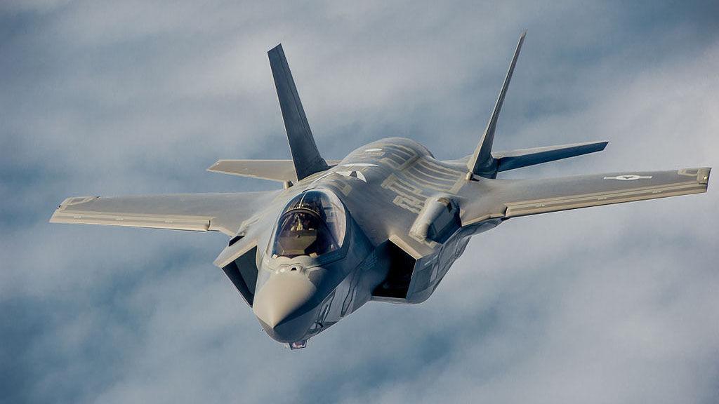 Sobe para 108 o número de F-35A que precisa passar por modificação