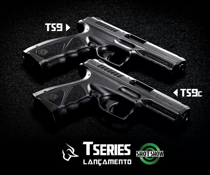 Made in Brazil: Pistola Taurus Striker