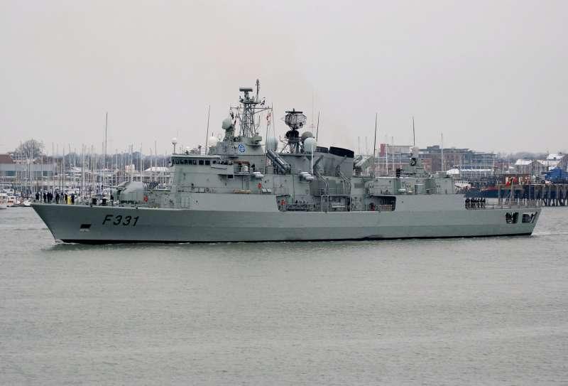 Vídeo: Marinha de Portugal no combate aos piratas da Somália.