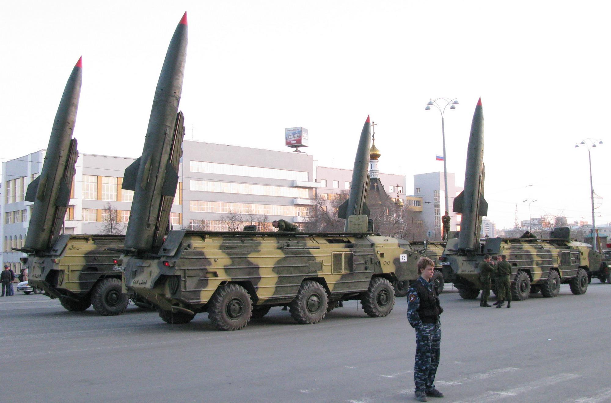 Fox News Afirma que Rússia entregou a Síria 50 sistemas de mísseis táticos Tochka