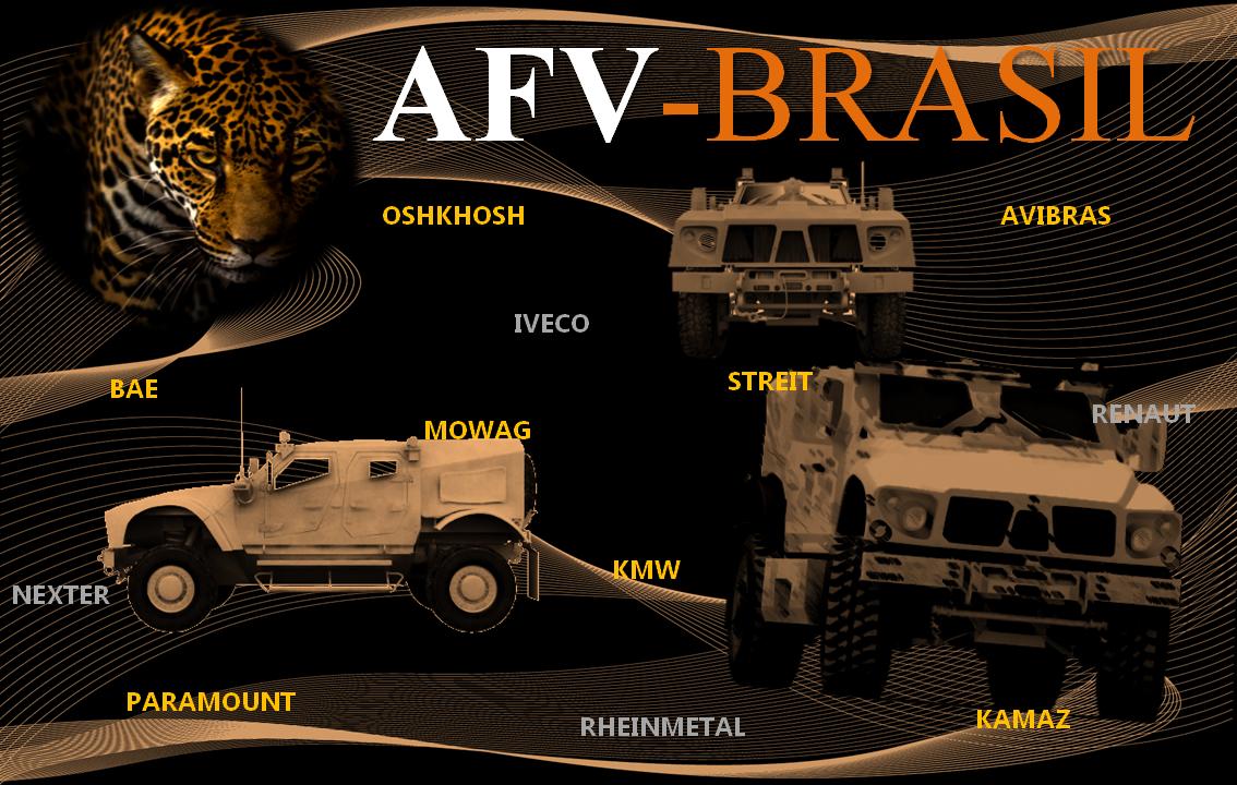 Vem ai… AFV- BRASIL mais uma série de matérias especiais do Plano Brasil