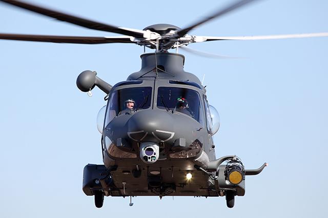 Paquistão encomenda AW139