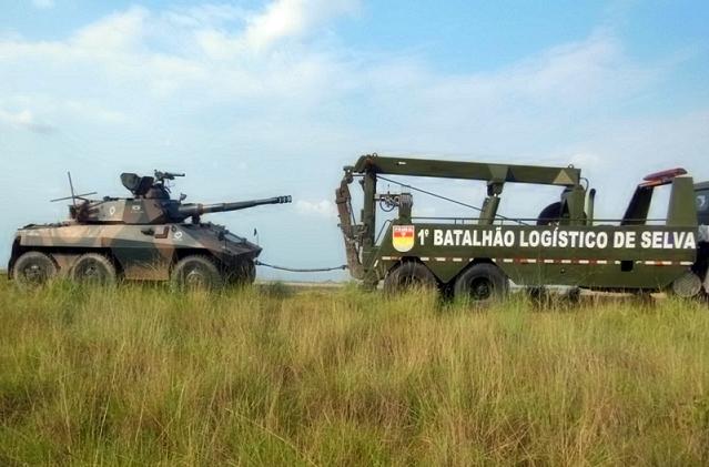 Comando Logístico do Exército receberá, em Tabatinga (AM), cerca de 300 militares estrangeiros para um inédito exercício de Logística Multinacional