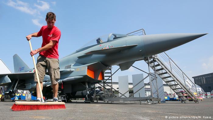 Austria processará Airbus por escândalo de corrupção envolvendo a compra de caças Eurofighter