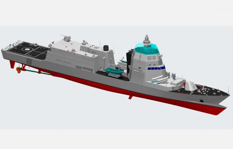 Fincantieri dá início à construção, em Muggiano, de sua nova classe de patrulheiros oceânicos, prioridade da Marinha italiana na década de 2020