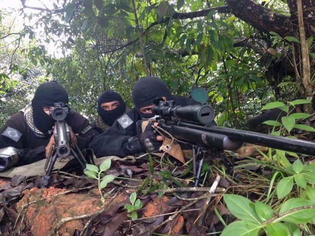 FOpEsp: Quem São e o Que Fazem os Caçadores de Operações Especiais do Exército Brasileiro? (Parte Final)