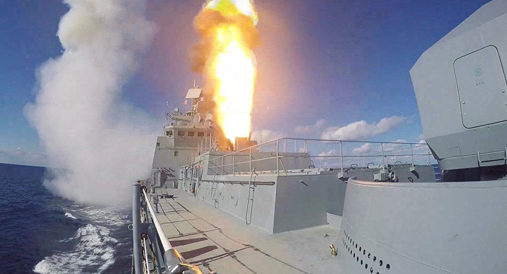 De volta à costa síria: Almirante Grigorovich terá tarefas militares muito sérias