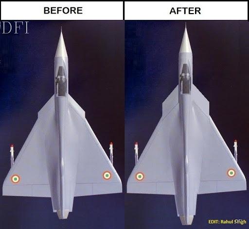 Força Aérea segue firme no programa Tejas apesar da negativa Marinha Indiana