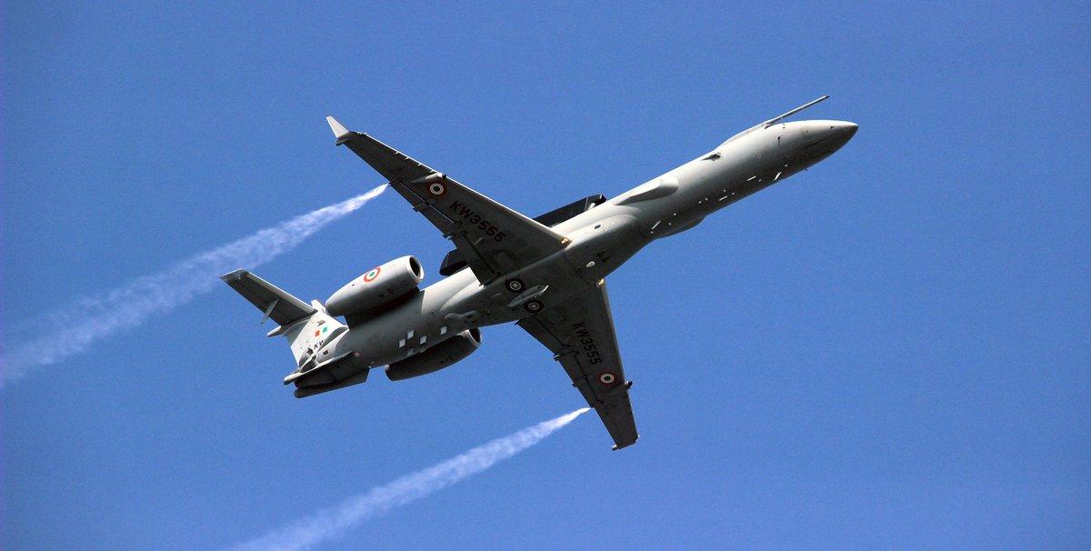 Governo da Indonésia teria pedido uma demonstração do Netra, o ERJ-145 configurado como AEW&C pelos indianos (mas se a Embraer não abrir o olho, fica fora do negócio…)