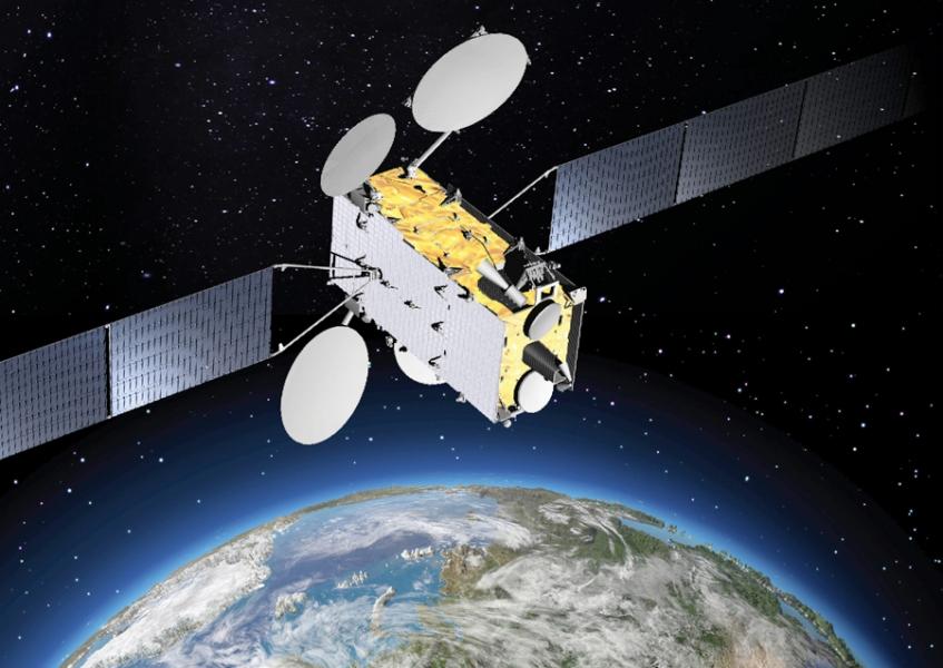 Satélite brasileiro SGDC está pronto para embarcar para a plataforma de lançamento Kourou, na Guiana Francesa