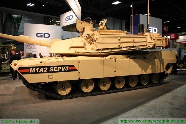 TECNOLOGIA: Mais leve, mais rápido, mais bem protegido e mais letal, último modelo do Abrams começa a sair das pranchetas para a oficina do protótipo