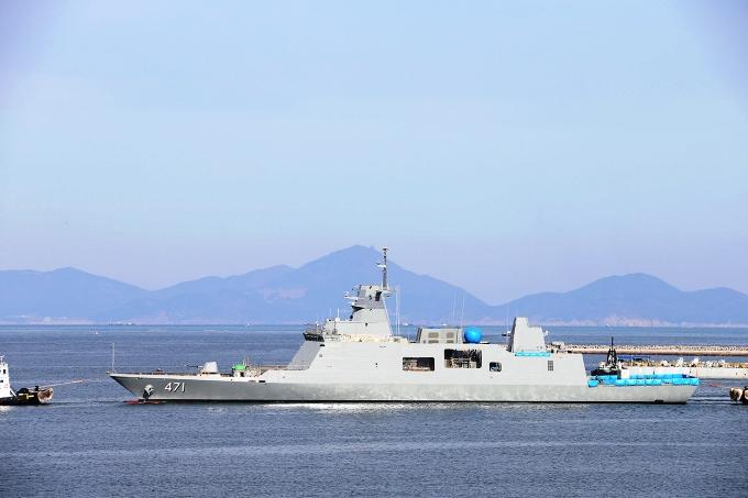 Navios asiáticos: Marinha tailandesa revela que sua fragata 'stealth', de 3.700 tons, construída pela DSME, custará tanto quanto a 1ª corveta Tamandaré, de 2.750 tons…