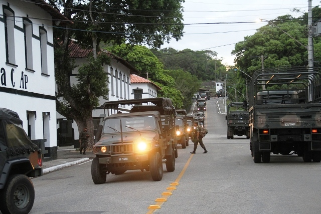 Exército investiga militares suspeitos de cobrar propina no Espírito Santo