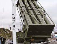 Governo Indiano aprova a compra de  sistemas antiaéreos Barak 8 de Israel