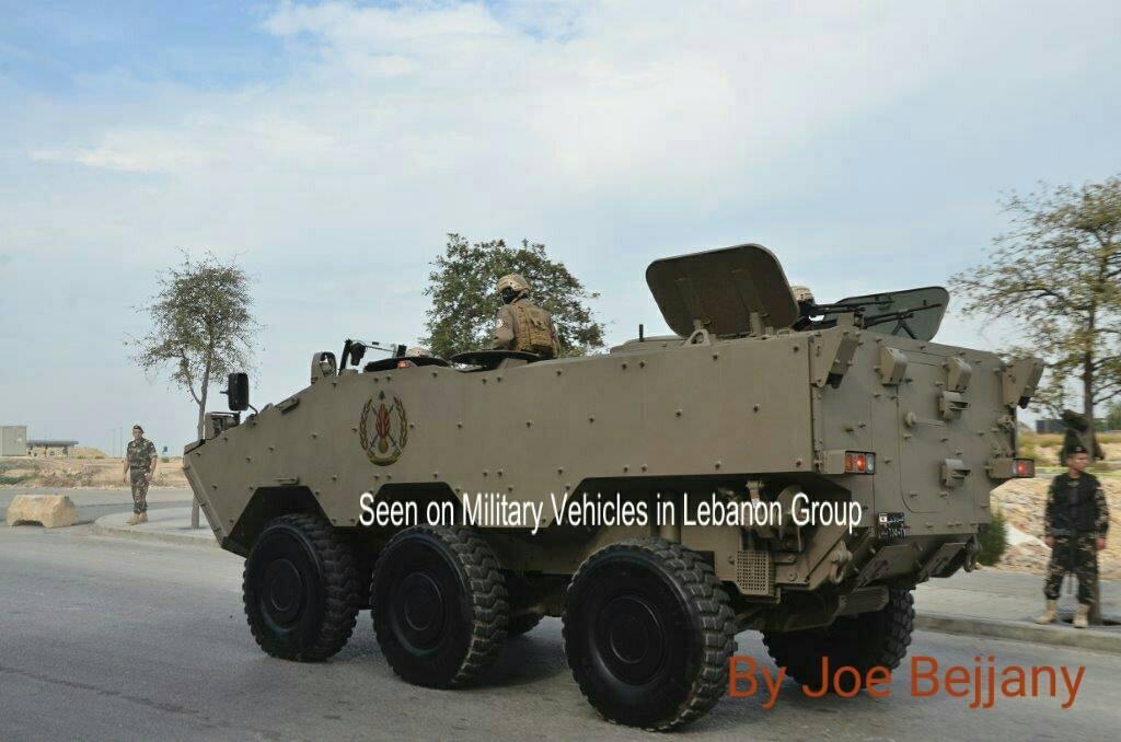 Brasil logra en Líbano el primer contrato de exportación del blindado Guaraní 15069024_10157696976610648_7465905082757929949_o-1