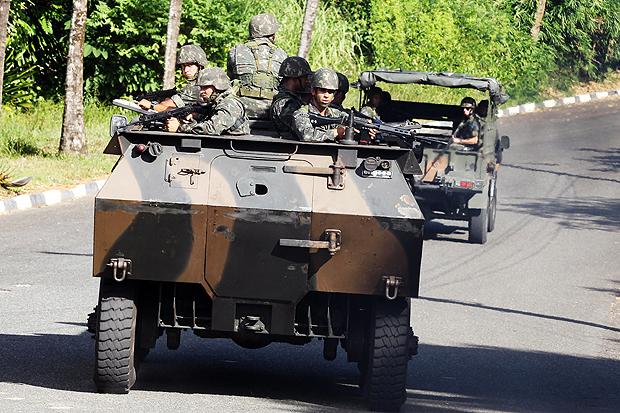 DEFESA: Em meio à crise, governo aumenta investimento militar em 36%