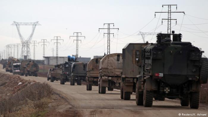 MUNDO: Turquia anuncia fim de operação militar na Síria