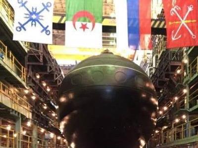 Construção de submarinos: Rússia aproveita a prontificação de mais um navio do Projeto 636 para marquetear a rapidez, a pontualidade e o baixo preço do serviço