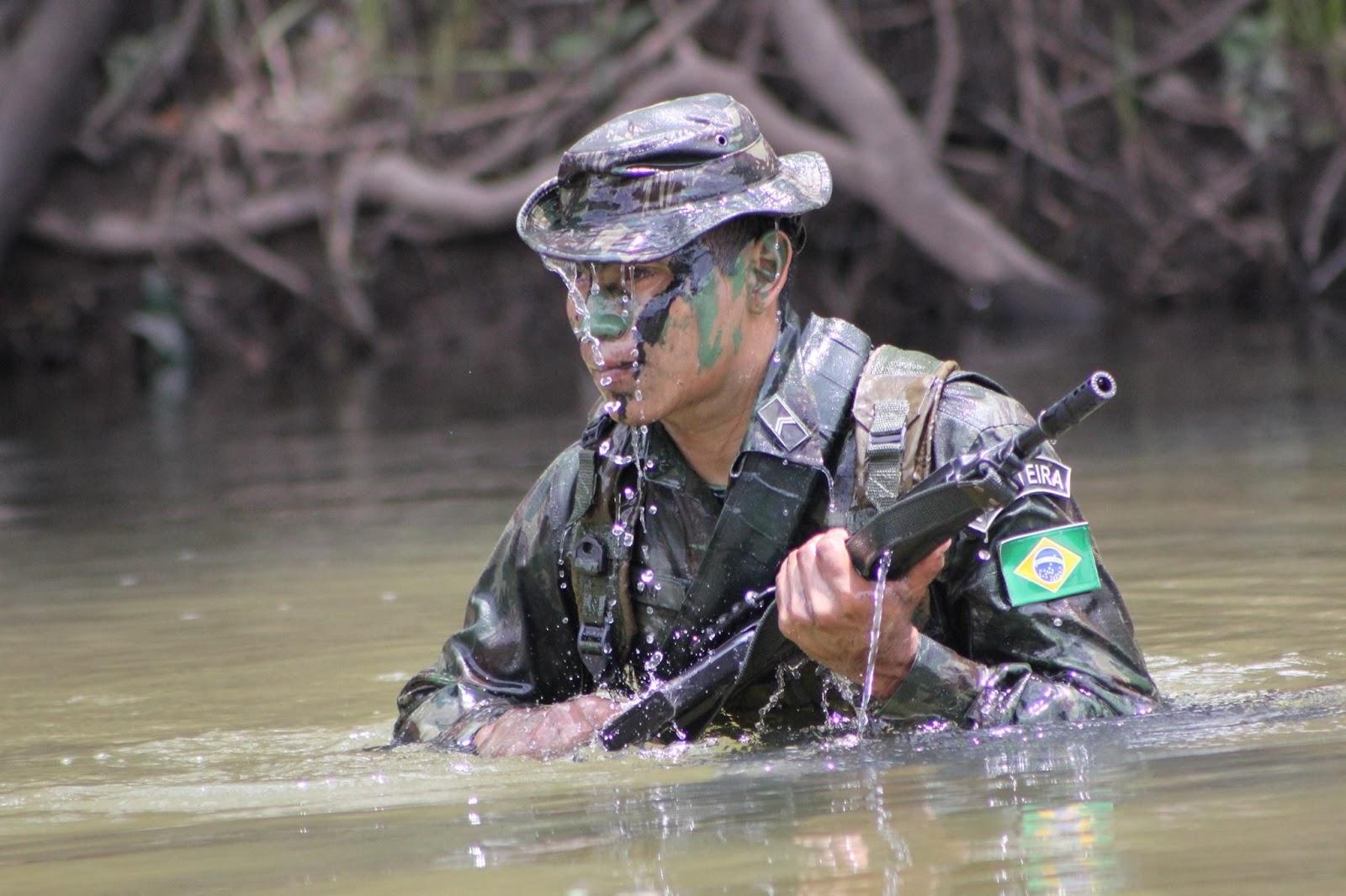 Comando Militar do Norte ativará, já neste mês de março, a 22ª Brigada de Infantaria de Selva, de Macapá (AP)