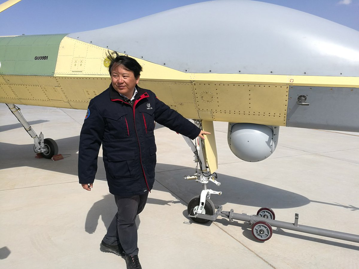 First-Test-Flight-of-the-new-Chinese-Win