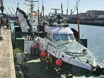 Diplomacia militar: Guarda Civil espanhola doa lanchas de Polícia para serem usadas pela Marinha da Guiné-Bissau contra os piratas que agem no Golfo da Guiné