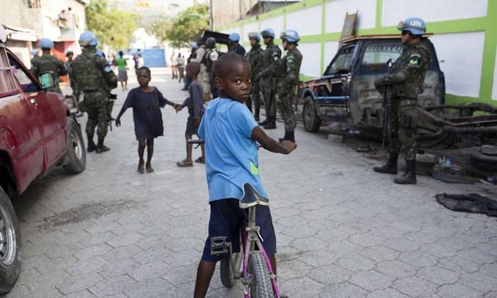 Após Haiti, próxima missão de paz do Brasil deve ser na África, diz Jungmann