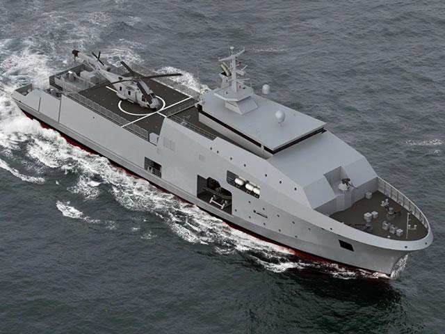 TECNOLOGIA: Indústria francesa lança um mini-Makassar, cuja principal limitação é a baixa capacidade de transportar aeronaves