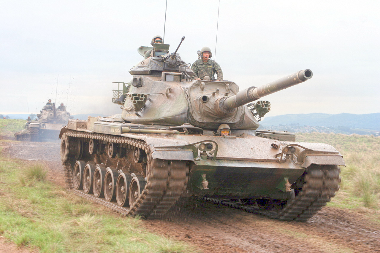 INSIDER/Análise: Vale a pena pensar em modernizar os M-60 A3 TTS do Exército brasileiro?
