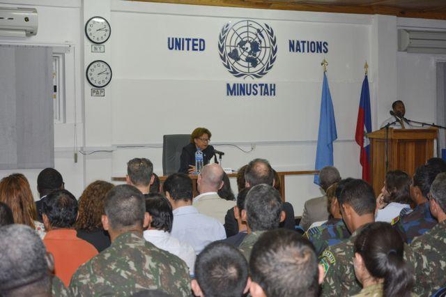 MINUSTAH: ONU se pronuncia sobre o término da missão no Haiti