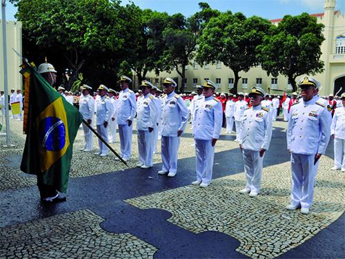 ADSUMUS: CGCFN celebra os 209 anos do Corpo de Fuzileiros Navais