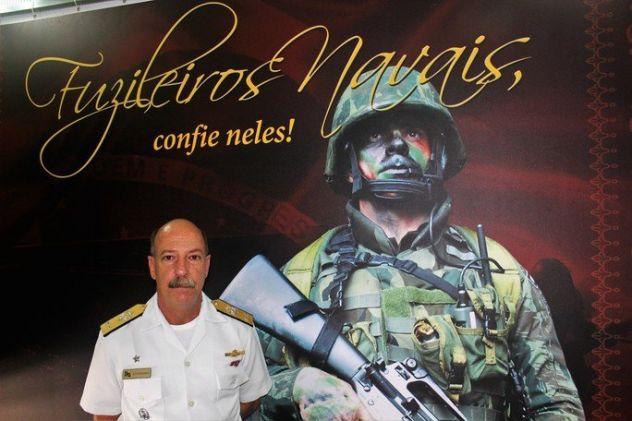 ADSUMUS: Divisão Anfíbia de Fuzileiros Navais, a infantaria da Marinha do Brasil