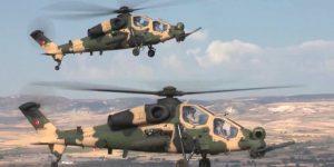 Turquia inicia testes do radar ondas milimétricas Mildar nos helicópteros TAI T-129 ATAK.
