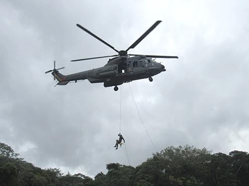ADSUMUS: 2º Batalhão de Operações Ribeirinhas realiza adestramento