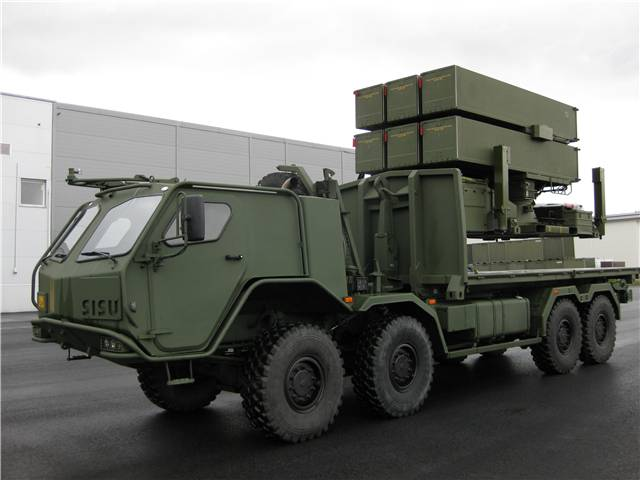 Austrália seleciona o sistema NASAMS para sua defesa antiaérea