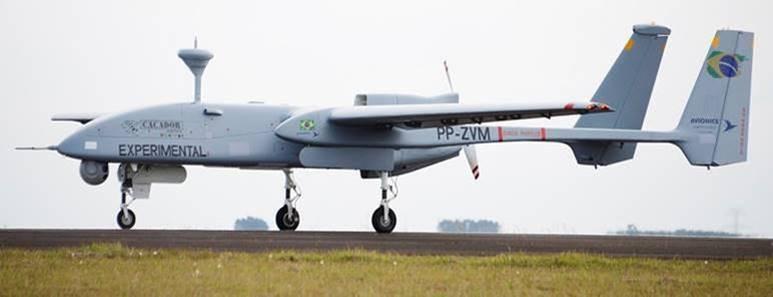 """""""CAÇADOR"""" da Avionics Services S/A recebe aprovação do Ministério da Defesa como  PED (Produto Estratégico de Defesa)"""
